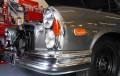 Mercedes 280SE restoration